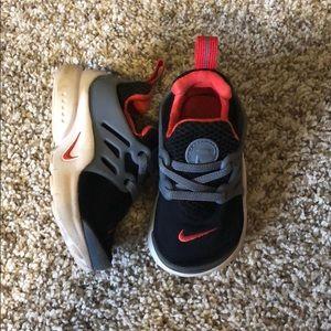 Red Nike Prestos